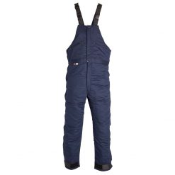 Winter Lined Overall Bib for Flash Fire and Arc Flash Protection