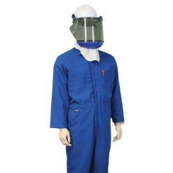 Coverall arc flash kit - Cat 2 - Cat 4