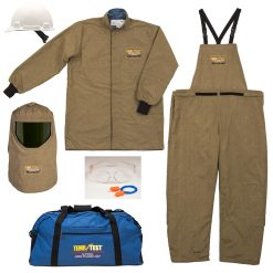 Lightweight Arc Flash Kits