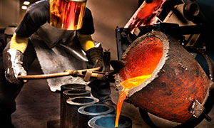 Molten Metal Applications - Stanco Safety Products